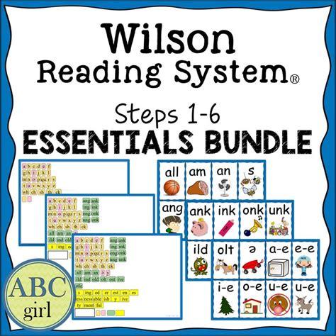 25 wilson reading ideas on wilson