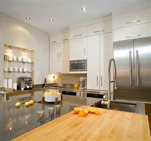 breeze of freshness modern kitchen montreal by With kitchen colors with white cabinets with montreal canadiens wall art