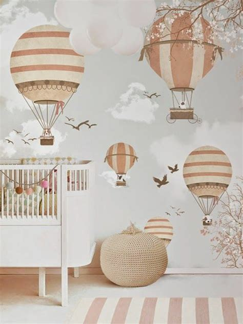 Babyzimmer Wandgestaltung Rosa by 1001 Ideen F 252 R Babyzimmer M 228 Dchen