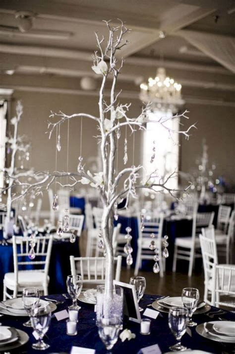 blue and silver theme 25 blue and silver wedding decorations ideas for wedding decor perfectly wedding ideas