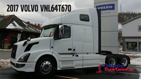volvo vn truck overview youtube