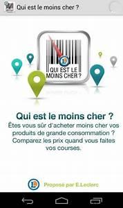 Le Prix Le Moins Cher : qui est le moins cher leclerc comparateur de prix sur smartphone ~ Medecine-chirurgie-esthetiques.com Avis de Voitures