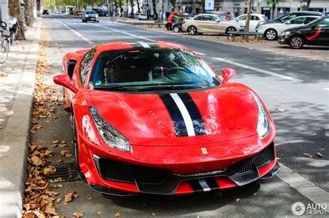488 Pista Modification by 488 Pista 15 September 2018 Autogespot