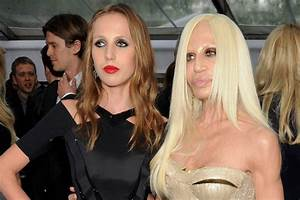 Why Donatella Versace's daughter won't be a character in ...