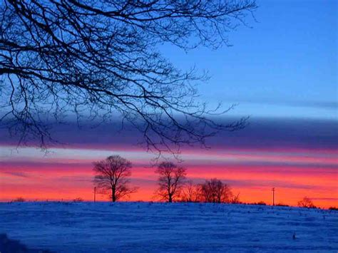 international wallpaper beautiful winter sunset pics
