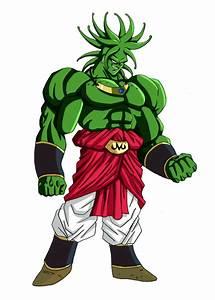 Boo Broly Hulk by albertocubatas on DeviantArt