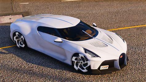 Bugatti La Voiture Noire 2019 (replace) 01 - GTA5mod.net