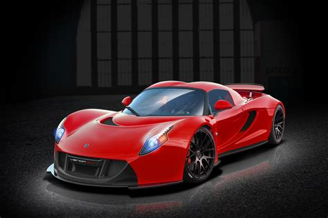 Hennessey Venom Gt2 With 1,500 Horsepower Will Be Faster