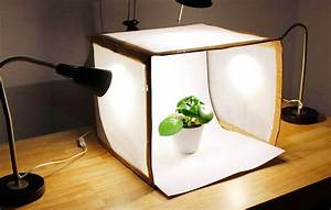 How to Build a DIY Light Box for Product Photography [With Pictures] | LED Light Guides