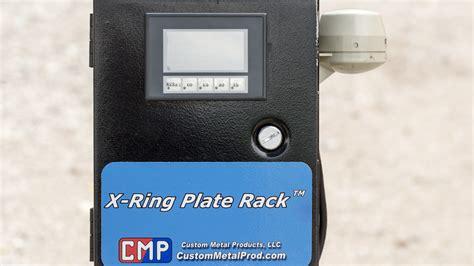 shooting sports usa   ring plate rack  custom metal products