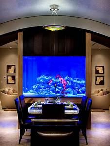 Amazing Home Aquariums Design Ideas  U0026 Remodel Pictures