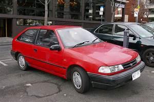 File 1994 Hyundai Excel  X2  Sprint 3-door Hatchback  2015-07-06  01 Jpg