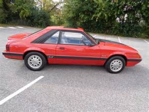 85 Ford Mustang GT/ Last year for the carbureted 5.0 HO 302 for sale: photos, technical ...