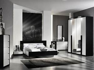 Black and White Bedroom Furniture Sets | Black and White ...