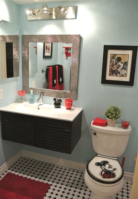 Disney Bathroom Ideas by Best 25 Mickey Mouse Bathroom Ideas On Mickey