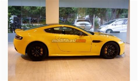 Modifikasi Aston Martin Vantage by 2015 Aston Martin V12 Vantage S Atpm