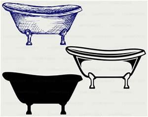Bath clipart | Etsy