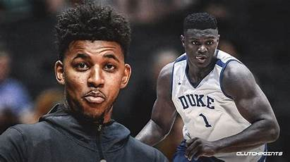 Zion Williamson Pelicans Young Nick Orleans Better