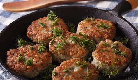 Receptes.lv - Zivju kotletes ar biezpienu