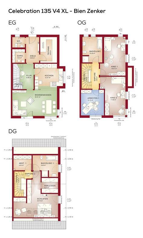 schmale häuser grundrisse grundrisse doppelhaus modern mit satteldach architektur