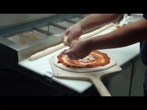 machine a rouler la pate univex pizza spinner quot sprizza quot start to finish