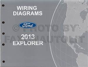 2005 Ford Explorer Wiring Harness Diagram