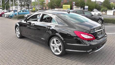 Mercedes-benz Cls Cls 350 Cdi Blueefficiency Amg Sport 4dr