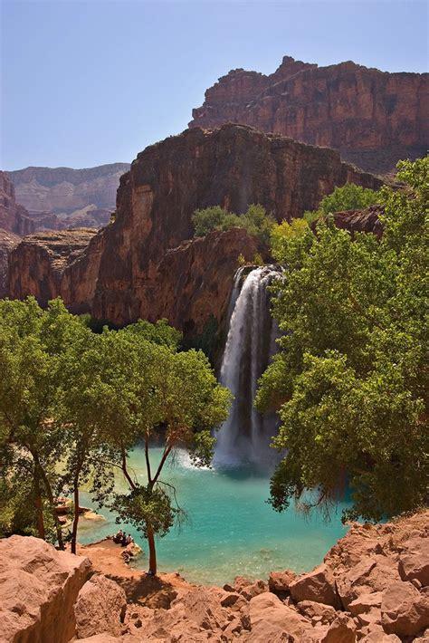 Destination Tour Havasu Falls Arizona