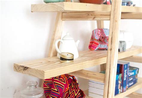 Diy Ladder Shoe Shelf