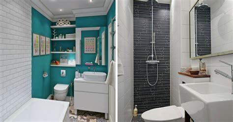 8 mini salles de bains fonctionnelles et tendance