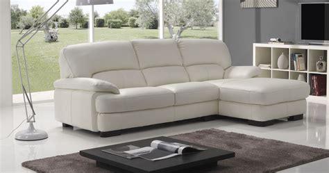 canape angle cuir pordenone chaise longue confort personnalisable sur