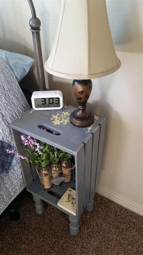 unique repurposed bedside table ideas   blow