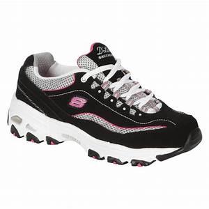 Skechers Women's D'Lites Centennial Athletic Shoe Wide ...
