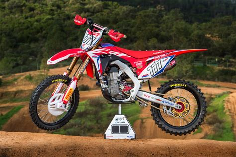 Racing Cafè: Honda Crf 450 Rw Team Hrc 2017