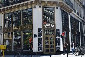 Boutique Orange Paris 9 : shinzo inaugure son temple du basket actualit ~ Dailycaller-alerts.com Idées de Décoration