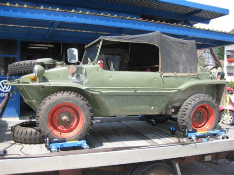 vw schwimmwagen for sale vw 166 and vw 82