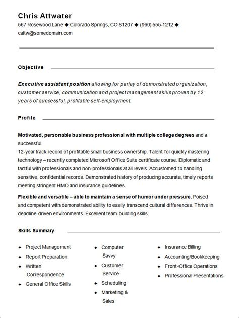 functional resume format example functional resume template learnhowtoloseweight net