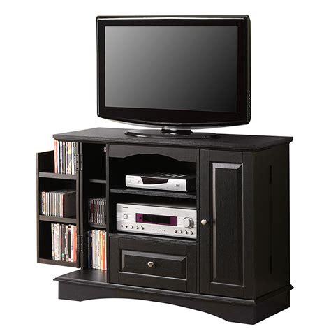 walker edison highboy   tv console  media storage