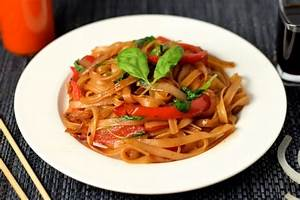 Pad Kee Mao Recipe – Thai Drunken Noodles - Fox Valley Foodie