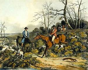 English Fox Hunt Wallpaper - WallpaperSafari