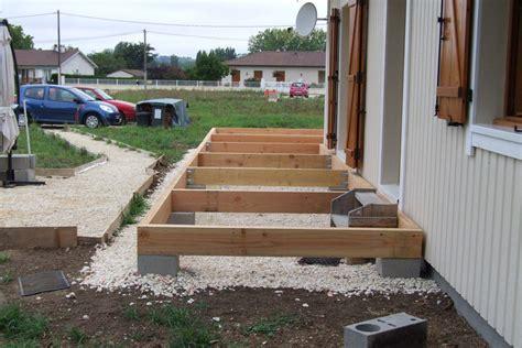 nivrem com kit terrasse bois sur plot diverses id 233 es