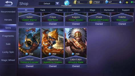 Mobile Legends Account For Sale, Toys & Games, Video