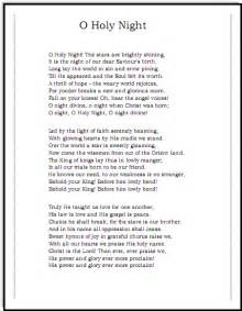 Here are the Oh Holy Night lyrics , useful for sing-alongs, or just ...