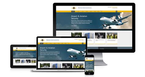 Introducing Our New Website  Westminster Aviation