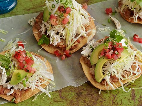 mexican dishes top mexican food recipes global flavors weeknight dinners food network