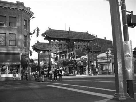 tour du monde à le quartier chinois le quartier chinois le plus âgé du cœur du canada