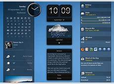 Rainmeter 41 Gadgets & Widgets FileEaglecom