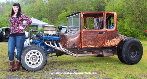 michelle fits  rat rod   tby american cars