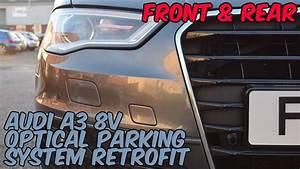 Audi A3 8v Front  U0026 Rear Ops