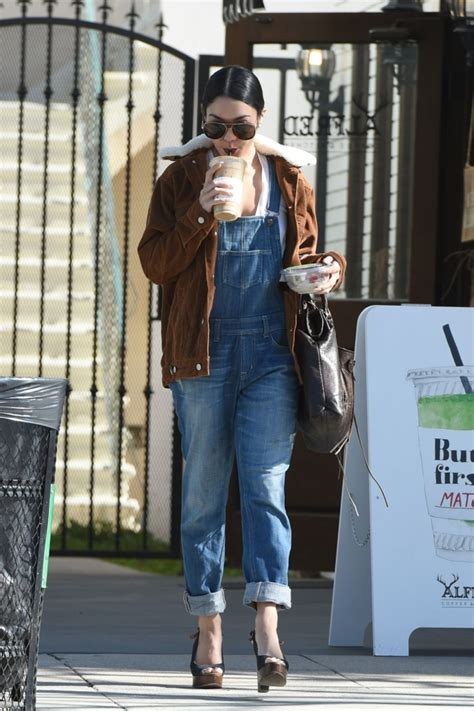 Julia roberts is apparently unaware of this rule because according to the good wife star julianna margulies, roberts can the overall consensus was that the two actresses can't stand each other. Vanessa Hudgens Wearing Big Star Denim Overalls - Denimology
